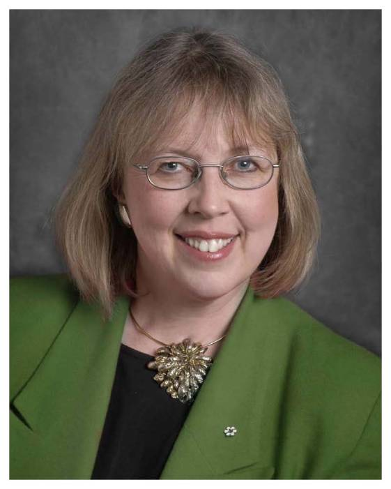 Green Party leader Elizabeth May believes that breaking windows isn't violent...