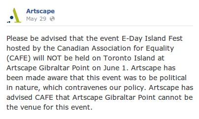 artscape-e-day-festival-shutdown-political