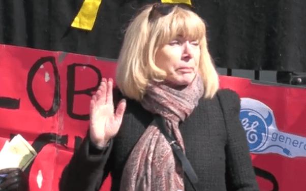 Cheri DiNovo- Encouraging anarchist follies...