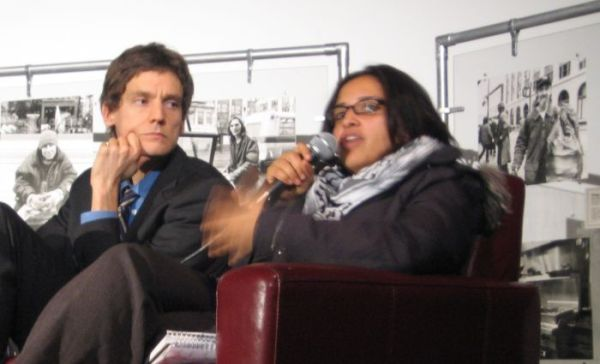 David Eby & Harsha Walia in 2011