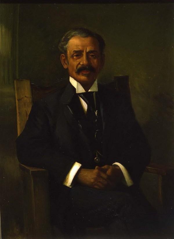 William Peyton Hubbard in 1913