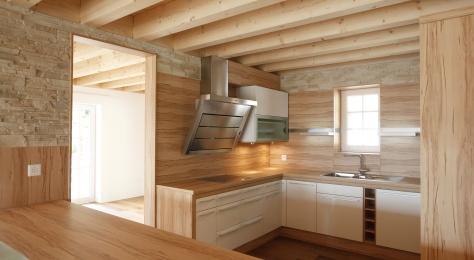 Viel Holz vor der Htte  Aktuelle Wohntrends