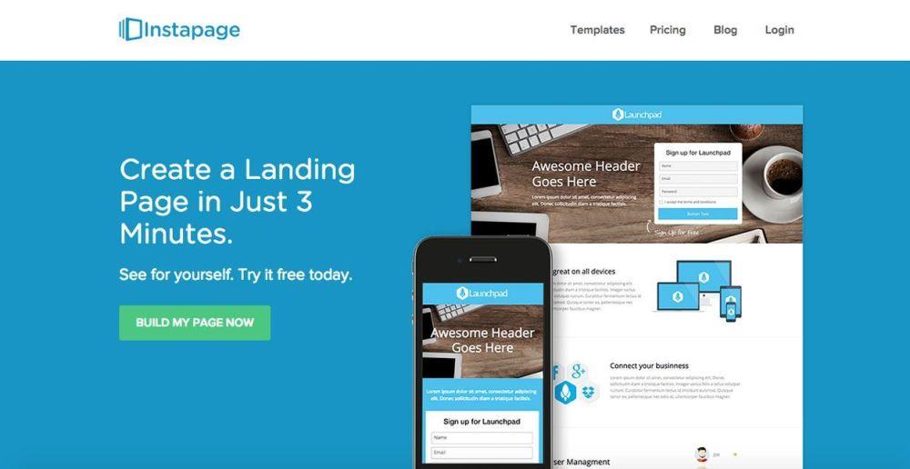 Errores en la Creacion de tu Landing Page Instapge