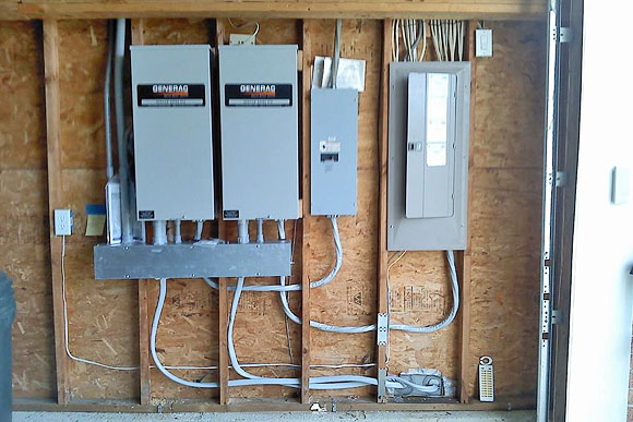 Wiring A Transfer Switch To Your House