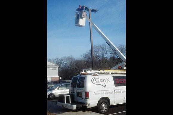 Wiring Exterior Soffit Lights