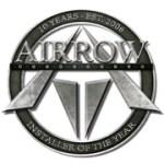Airrow Heating logo