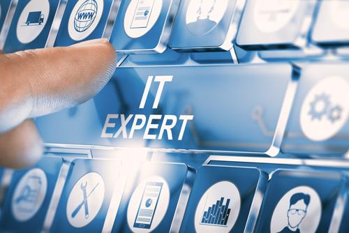IT Expert graphic