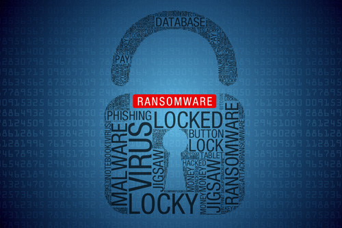 Ransomeware lock