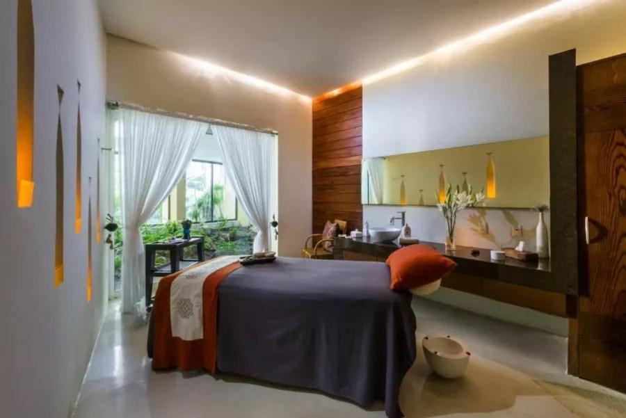 Se Spa Treatment room
