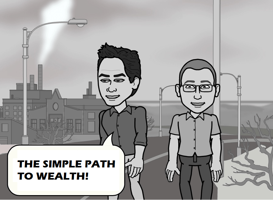 Simple Path to Wealth Book