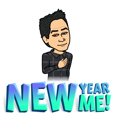 New Year, New Me
