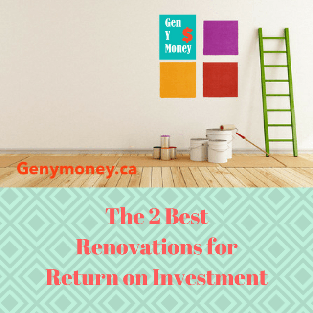 The Two Best Renovations for Return on Investment
