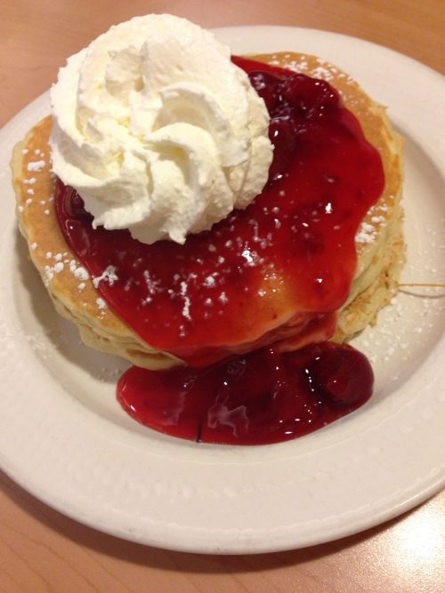 IHOP Birthday Freebie