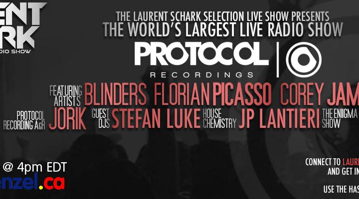 Laurent Schark Selection Live July 2, 4pm EDT