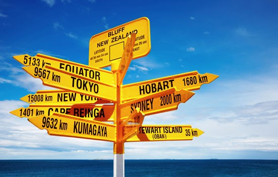 Comment choisir sa destination de voyage