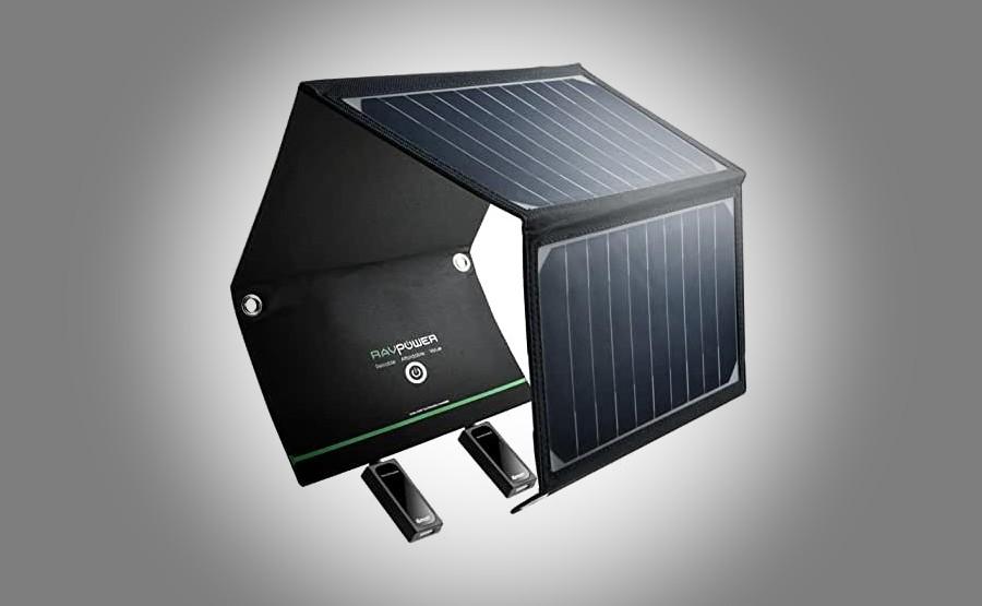 meilleur panneau solaire camping voyage 2020