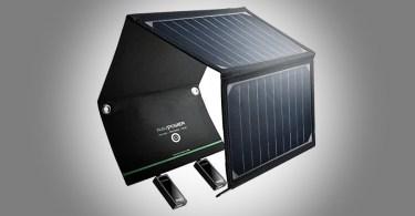 meilleur panneau solaire camping voyage 2021