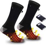 meilleures chaussettes chauffantes