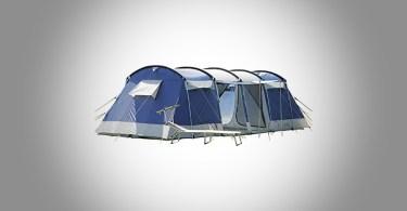 meilleure tente tunnel - comparatif, test et avis