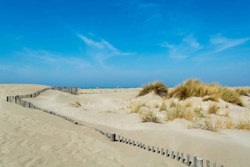 séjour touristique camping grau du roi plage