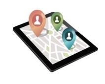 Application GPS Voyage