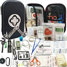 kit de survie camping voyage