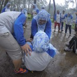 Gathering Outbound Puskesmas Karang Bahagia