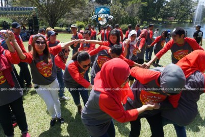 ICE BREAKING OUTBOUND LEMBANG