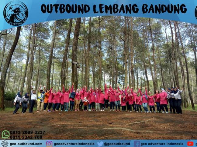 Paket outbound Lembang
