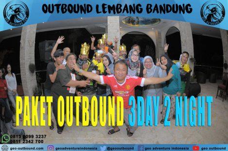 paket paket Outbound Lembang