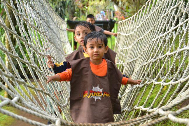wisata anak di Lembang