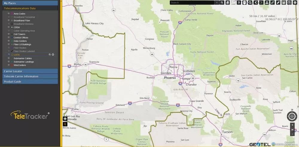 407 Area Code Map - Hochzeitsdekoration Ideen ...