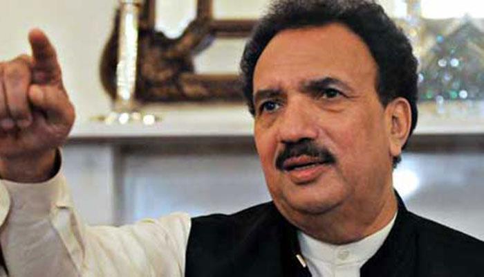 سابق وزیر داخلہ رحمان ملک نے فلم بنانے کا فیصلہ کرلیا