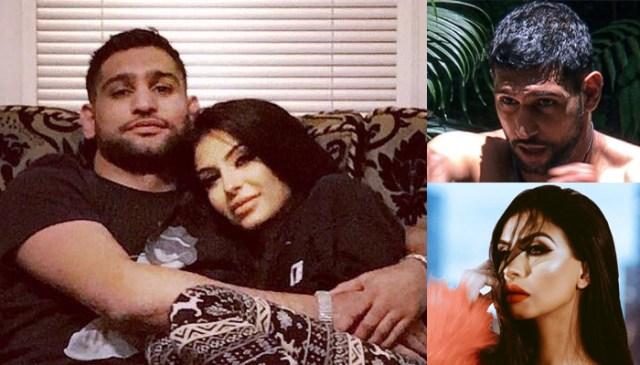 169655 2421784 updates - Boxer Amir Khan, wife Faryal Makhdoom to visit Pakistan in 2018! | Entertainment