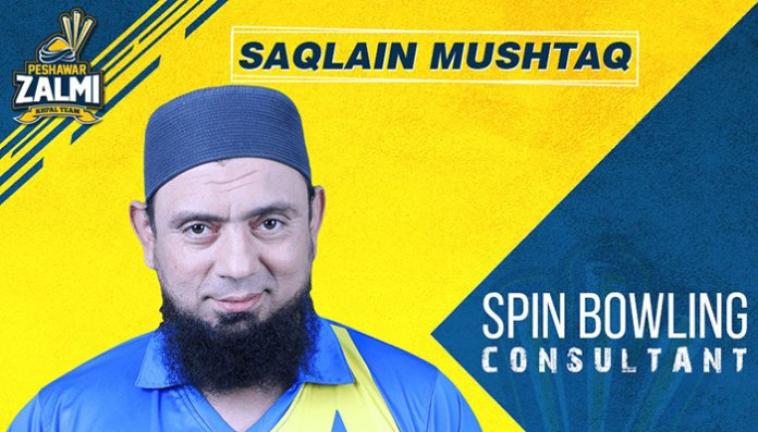 Saqlain Mushtaq joins Zalmi as spin bowling consultant | Sports Saqlain Mushtaq joins Zalmi as spin bowling consultant | Sports 182424 622090 updates
