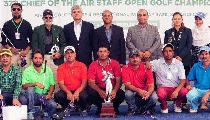 Matloob Ahmed won 37th CAS Open Golf Championship 2018 | Sports Matloob Ahmed won 37th CAS Open Golf Championship 2018 | Sports 182561 8262721 updates