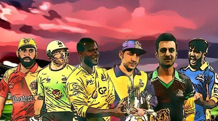 Meet the top players of Pakistan Super League Meet the top players of Pakistan Super League l 182853 100706 updates