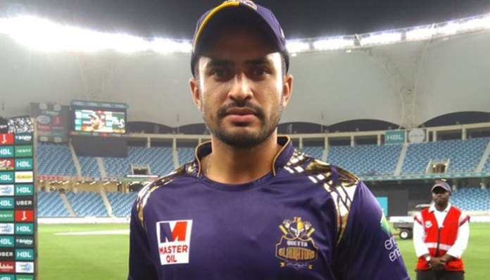 Mohammad Nawaz won Player of the Match award for bowling the most economical spell in PSL history against Lahore Qalandars  Quetta on top as Islamabad middle-order returns to pavilion | Quetta on top as Islamabad middle-order returns to pavilion | 351 1 042109 album