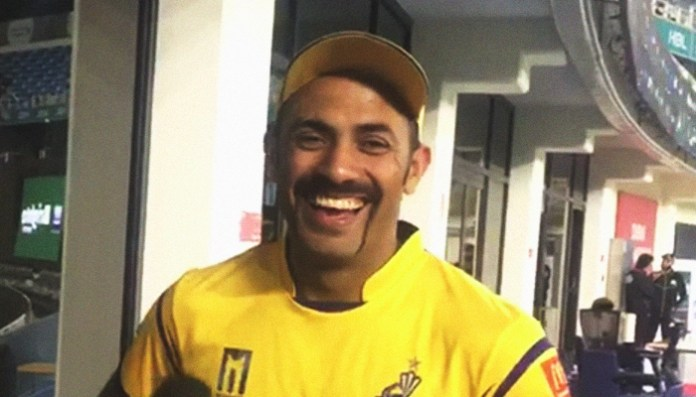 'I'd love to say thank you' to Mitchell Johnson for moustache inspiration: Wahab Riaz | 'I'd love to say thank you' to Mitchell Johnson for moustache inspiration: Wahab Riaz | 183249 470555 updates