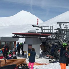Chair Lift Accident White Banquet Covers For Sale Eight Injured In Georgia Ski Crush World Geo Tv
