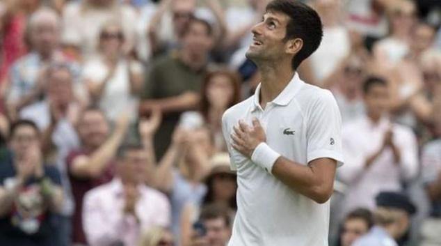 Image result for Djokovic seeks rest and calm before final against Anderson