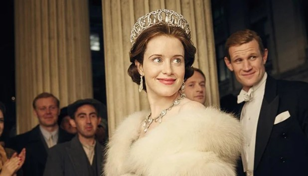 Image result for 'The Crown' offers fans glimpse of new cast as royals