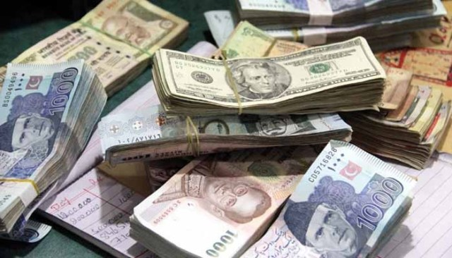 Image result for Amid import restrictions, dollar sheds a further Rs2 in interbank market