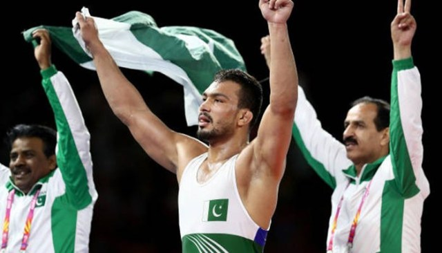 Image result for Wrestler Inam Butt unfit ahead of Asian Games