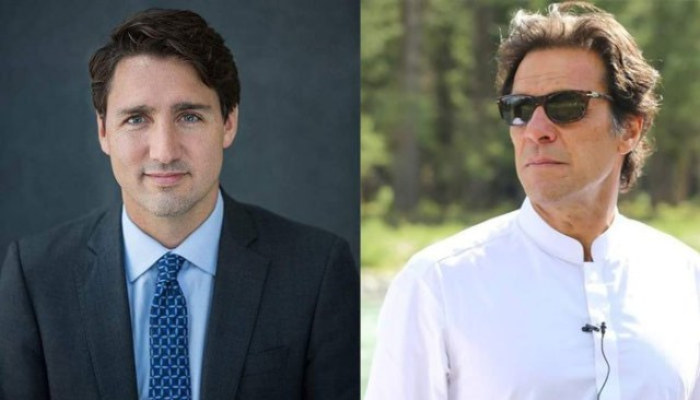 Image result for Will Imran Khan beat Canadian PM at handsomeness?