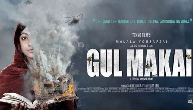 Image result for Didn't take permission from Malala for movie, says Gul Makai director