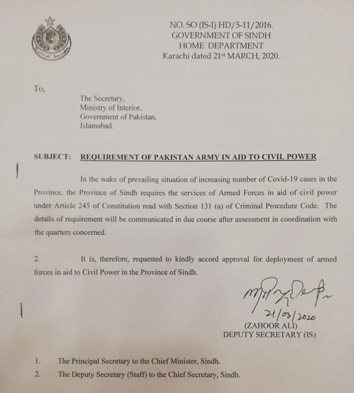 Lockdown in Sindh,CM Murad Ali Shah announces the gigantic decision 1