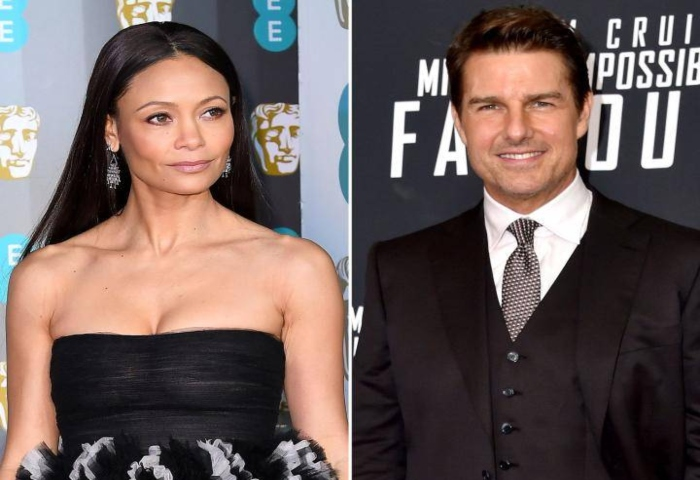 Thandie Newton details 'nightmare' experience of shooting ...