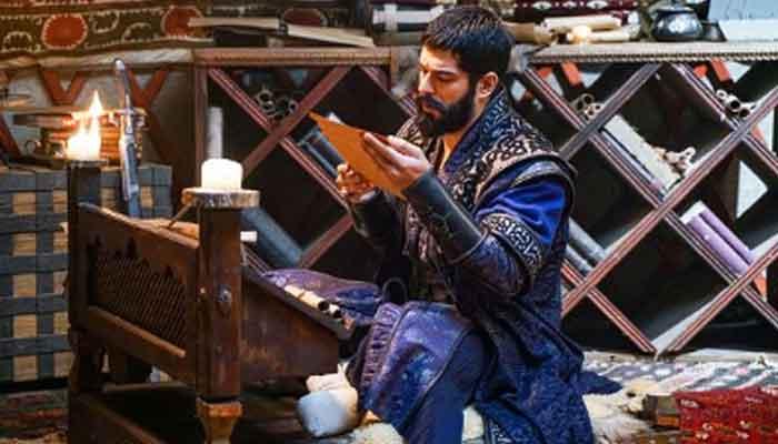 351988 6611978 updates Kurulus:Osman: Kayi Bey marries Malhun Hatun