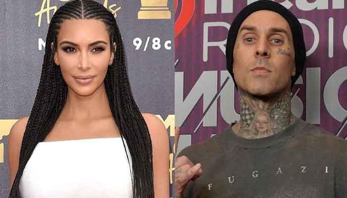 352070 4442095 updates Kim Kardashian breaks silence on romance rumours with Travis Barker